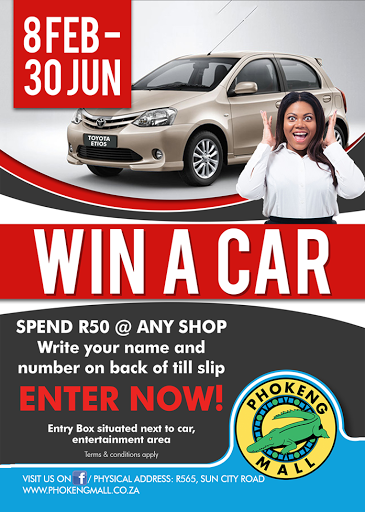 Competition Time Win A Car
